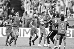 亚洲足球新秩序:年轻就是力量有梦就有