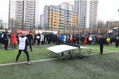 北京台克球运动推广活动全面启动